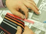 「職人技の融合ブランド「amorph」(アモルフ)☆ブックカバー手作り体験会」の画像(6枚目)