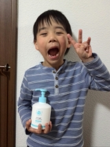 「モニプラ当選♥子供と使える日焼け止め」の画像(8枚目)