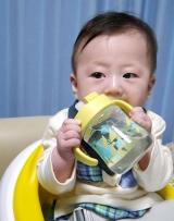 「#0歳7ヶ月 マグの練習はじめました☆」の画像(5枚目)