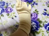 「シルクと綿のいいとこ取り☆『シルクを綿で守る5本指靴下』山忠」の巻の画像(6枚目)