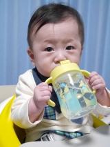 「#0歳7ヶ月 マグの練習はじめました☆」の画像(8枚目)