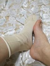 「シルクと綿のいいとこ取り☆『シルクを綿で守る5本指靴下』山忠」の巻の画像(4枚目)