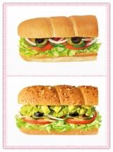 「   サンドイッチ好き?外派?家派?・・・サブウェイを楽しむ〜 」の画像(5枚目)