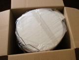 「おしゃれで丈夫で機能的☆brabantiaのペダルビン12ℓホワイト クラシックタイプ☆」の画像(3枚目)