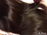 「   内側から潤う髪に  美容室専売トリートメント☆シズクコラーゲン 」の画像(9枚目)