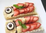 「季節のパイを楽しもう、イースターのつもりがこどもの日に…」の画像(3枚目)