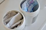 「インテリアにもなるブラバンシアの素敵なダストボックスとウールブランケットをお洗濯。 | merci cafe - 楽天ブログ」の画像(8枚目)