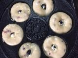 格安!ドーナツメーカーで簡単おやつ♪ 焼きドーナツ♡ きな粉&ホイップクリームでカフェ風の画像(4枚目)