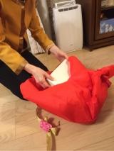 母の日に!AKAISHIのウォーキングシューズのプレゼントの画像(2枚目)