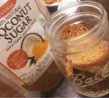 「ココナッツシュガーは黒糖の味♪♪コレめっちゃ美味しい!」の画像(15枚目)