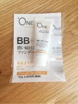 「モニター記事 +OneC(プラワンシー) BB+CCクリーム」の画像(1枚目)