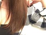 「【私のガチ愛用品】ブラシ型アイロンB-100で髪の毛サラツヤ!!」の画像(8枚目)