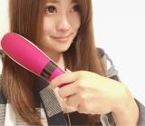「【私のガチ愛用品】ブラシ型アイロンB-100で髪の毛サラツヤ!!」の画像(7枚目)
