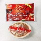 「明治 完熟トマトと十勝産チーズのリゾット&濃厚チーズリゾット」の画像(5枚目)