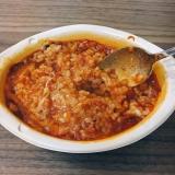 「明治 完熟トマトと十勝産チーズのリゾット&濃厚チーズリゾット」の画像(10枚目)