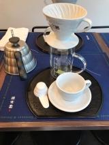 「お茶屋のコーヒーは美味しい件。」の画像(2枚目)