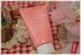 口コミ記事「桃の香りで毛穴すっきり!濃密泡の桃まるかじり重曹泡洗顔」の画像