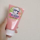 口コミ記事「@桃まるかじり重曹泡洗顔」の画像