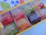 「♪メリーチョコレートさんの国産果実を使ったおすすめのゼリー「★果樹園倶楽部」★」の画像(2枚目)