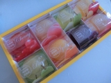 「♪メリーチョコレートさんの国産果実を使ったおすすめのゼリー「★果樹園倶楽部」★」の画像(3枚目)