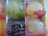 「♪メリーチョコレートさんの国産果実を使ったおすすめのゼリー「★果樹園倶楽部」★」の画像(6枚目)