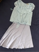 サイズもカラーも豊富なスカート♡夢展望♡の画像(9枚目)