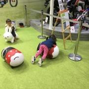 「ミニーちゃんがお気に入り❤️」【こども商品券2千円を5名!】東京おもちゃショーでのベストショットを募集します!の投稿画像