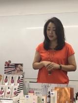 「子連れで美容座談会参加♡」の画像(2枚目)