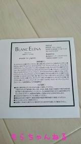 029 ヒロネットショップ BLANC ELENAの画像(5枚目)