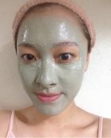 ハイム化粧品 沖縄産クチャ使用 クレイパック♡使用感レビューの画像(3枚目)