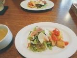 「【PastaYa】大好きなものだらけなセットランチ♪いつもと変わったワンプレート提供♪」の画像(1枚目)