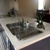 「大容量でお皿がしっかり立つ【水切りラック】」の画像(2枚目)