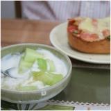 「豆乳グルト」 初めて食べました~の画像(8枚目)