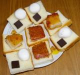 「   マシュマロと食パン 」の画像(1枚目)