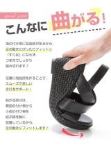 「まるで足のベッド!?<夢展望>フットベッドサンダルを履いてみました」の画像(8枚目)