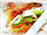 「サブウェイってステキ♡野菜シャキシャキBLT」の画像(1枚目)