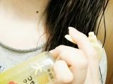 「椿油のうるおいで紫外線ダメージ対策&梅雨のスタイリングに」の画像(4枚目)