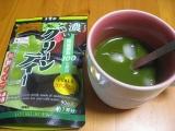 玉露園の宇治抹茶配合「濃いグリーンティー」をアイスで飲みたいの画像(4枚目)