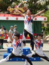 「USJターンアップザストリート男子新体操部特集!!(7/12・1回目)」の画像(83枚目)