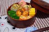 一正蒲鉾さんの練り物でお弁当♪ の画像(1枚目)