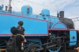 大井川鐵道トーマス(ジェームス)に乗ってきましたの画像(6枚目)