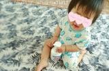 【モニター】1歳0ヶ月の娘にアトピタのシャンプーを使ってみたの画像(4枚目)