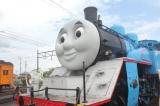 大井川鐵道トーマス(ジェームス)に乗ってきましたの画像(8枚目)