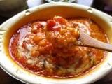 「明治の赤い方のリゾット『完熟トマトと十勝産チーズのリゾット』は前の赤いのとは別商品だった!」の画像(13枚目)