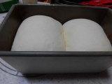 「無洗米で米粉を作り山食を焼きました~」の画像(15枚目)