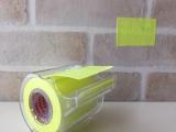 貼ってはがせるテープ型フセン ♪ 『メモックロールテープ』の画像(3枚目)