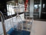 「斜めに流れる2段水切り右置き用食器カゴの我が家でのメリットデメリットをレビュー!」の画像(2枚目)
