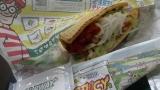 「[昼ご飯]            サブゥエイの炭火焼きタンドリーチキン」の画像(1枚目)