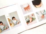 1歳Birthday♡Digipriのフォトブックファミリーの画像(4枚目)