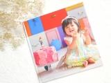 1歳Birthday♡Digipriのフォトブックファミリーの画像(1枚目)